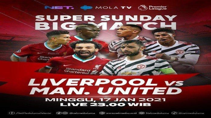 Chelsea & Spurs Hadapi Tim Zona Degradasi Liverpool vs MU Live NET TV Jadwal Liga Inggris Pekan 19