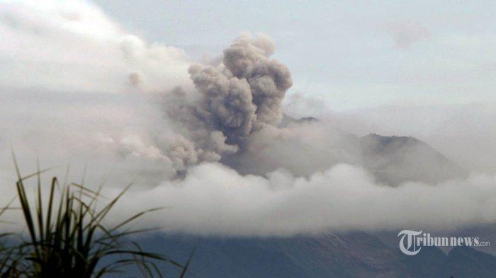 Masyarakat Diminta Tidak Perlu Panik BPBD DIY Sebut Kondisi Pascaerupsi Gunung Merapi Masih Aman