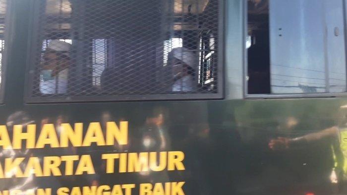 Sidang Dunia Rileks Saja Rizieq Shihab Jalani Sidang Tatap Muka Kalau Akhirat HRS Super Serius PH