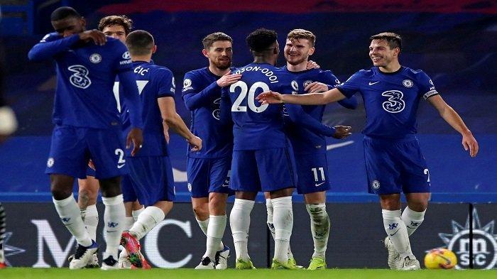 Ada Striker Cupu di Daftar Susunan Pemain The Blues Link Live Streaming Chelsea Vs Man City