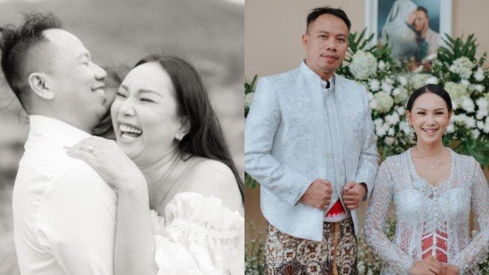 Alasannya Tak Diketahui Kalina Oktarani Umumkan Besok Batal Menikah dengan Vicky Prasetyo
