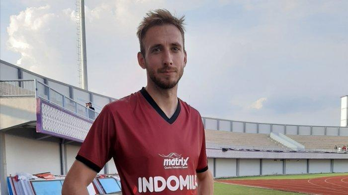 Eldar Hasanovic Belum Yakin Dirinya Langsung Berduel dengan Miftah di Liga Bosnia