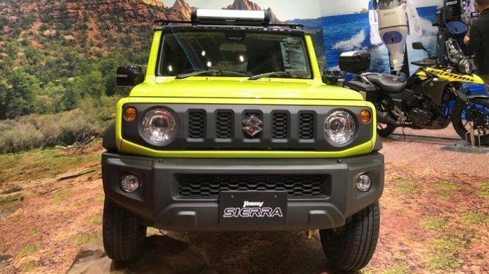 Harga Suzuki Jimny Sentuh Rp 411 Juta Tahun 2021