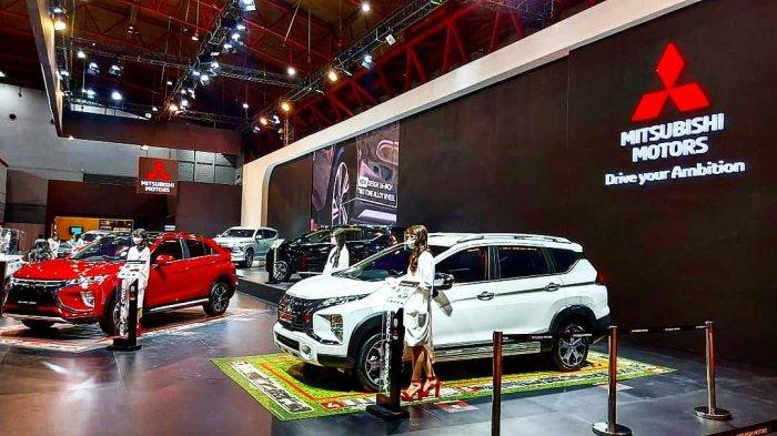 Mitsubishi Kantongi 300 SPK Sampai Hari Kelima Penyelenggaraan IIMS Hybrid 2021