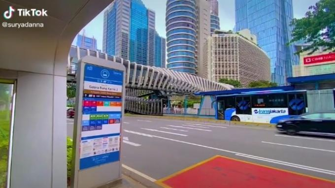 Pengunggah Ungkap Ide di Baliknya Viral Video Suasana Kota Jakarta Diedit seperti di Korea Selatan
