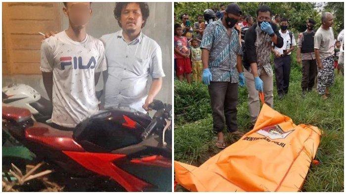 Sempat Pesta Sabu Berdua Seret Korban yang Sekarat menuju Ladang Jagung Fakta-fakta Pria Bunuh Sahabat