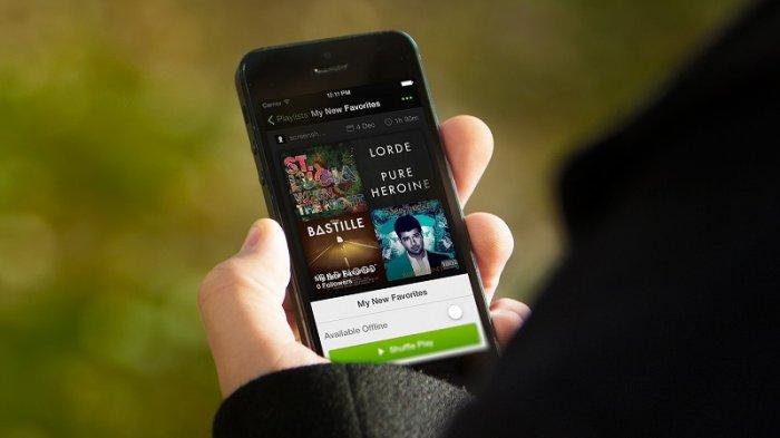 Spotify Beri Penjelasan Beberapa Lagu K-Pop Dihapus